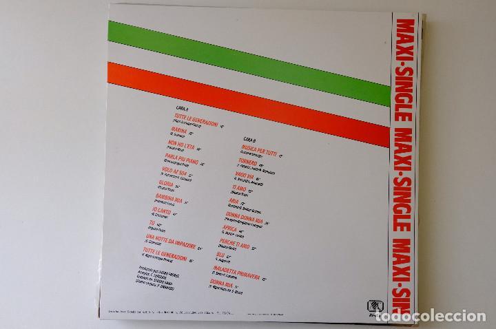 Discos de vinilo: ITALIAN BEST SELLER. CARRÉ DAS MAXI SINGLE VINILO 12 - Foto 2 - 257864540