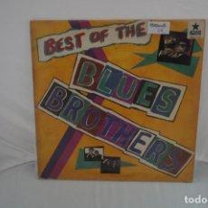 Discos de vinilo: # VINILO 12´´ - LP - BLUES BROTHERS - BEST OF / ATLANTIC. Lote 257866095