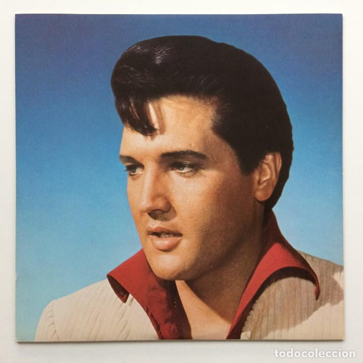 Discos de vinilo: Elvis Presley – A Legendary Performer - Volume 4 USA,1983 RCA - Foto 3 - 1310955