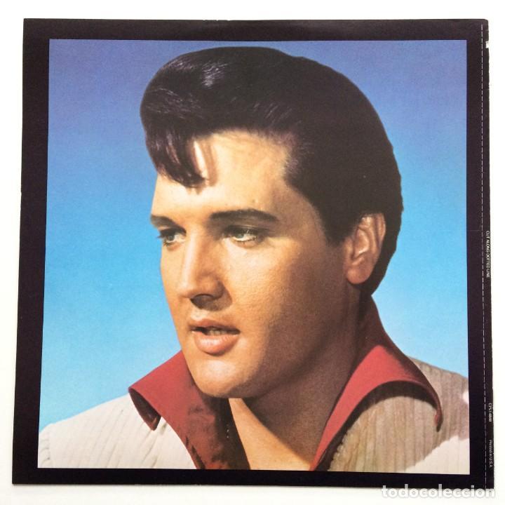 Discos de vinilo: Elvis Presley – A Legendary Performer - Volume 4 USA,1983 RCA - Foto 6 - 1310955