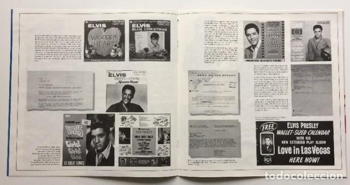 Discos de vinilo: Elvis Presley – A Legendary Performer - Volume 4 USA,1983 RCA - Foto 9 - 1310955