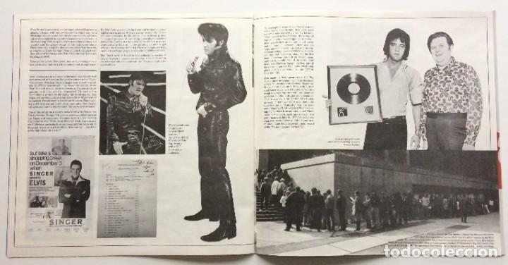 Discos de vinilo: Elvis Presley – A Legendary Performer - Volume 4 USA,1983 RCA - Foto 10 - 1310955