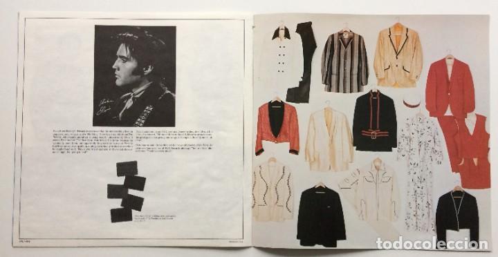 Discos de vinilo: Elvis Presley – A Legendary Performer - Volume 4 USA,1983 RCA - Foto 11 - 1310955