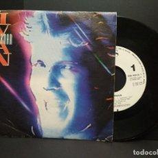 Discos de vinilo: IVAN STARMAN SINGLE 1986 PROMO UNA CARA CBS PEPETO. Lote 257890305