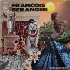 Discos de vinilo: FRANÇOIS BÉRANGER – FRANCOIS BÉRANGER. Lote 257896715