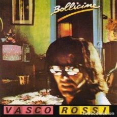 Discos de vinilo: VASCO ROSSI – BOLLICINE. Lote 257901385