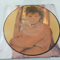 Discos de vinilo: LUIS MIGUEL - BUSCA UNA MUJER ..LP 1988 - WEA - EDICION EN PICTURE DISC - RARISIMO Y UNICO.. Lote 257904200