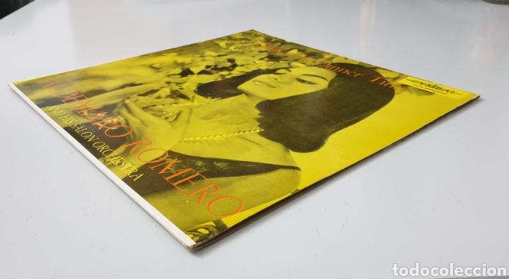 Discos de vinilo: LP ALDEMARO ROMERO & HIS SALON ORCHESTRA - Caracas at dinner time (Venezuela - Cymbal - 1959) NUEVO! - Foto 8 - 213750791