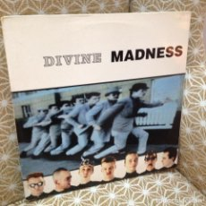 Discos de vinilo: MADNESS / DIVINE MADNESS / GATEFOLD / DOBLE ALBUM / VIRGIN 1992 EDICION ESPAÑOLA. Lote 257928890