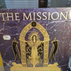 Dischi in vinile: THE MISSION GODS MEDICINE PRECINTADO 1986. Lote 257936950