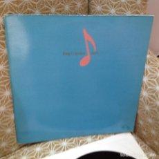 Discos de vinilo: KING CRIMSON BEAT LP 1982 EG EDICION ESPAÑOLA SPAIN. Lote 257937680