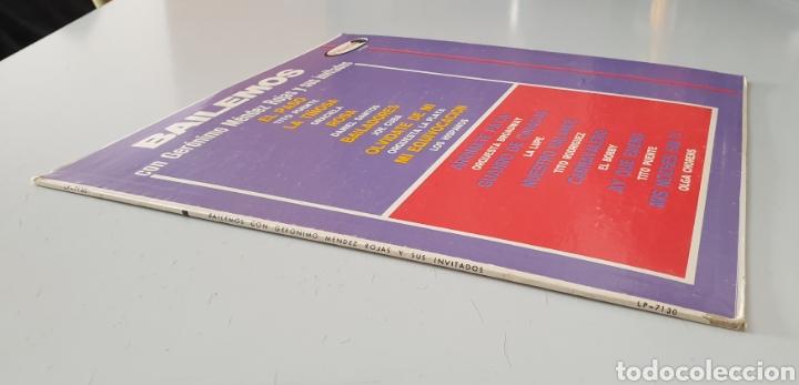 Discos de vinilo: LP BAILEMOS CON GERONIMO MENDEZ ROJAS Y SUS INVITADOS (Venezuela - Palacio - 1966) TOP COPY NEAR MIN - Foto 7 - 217141472