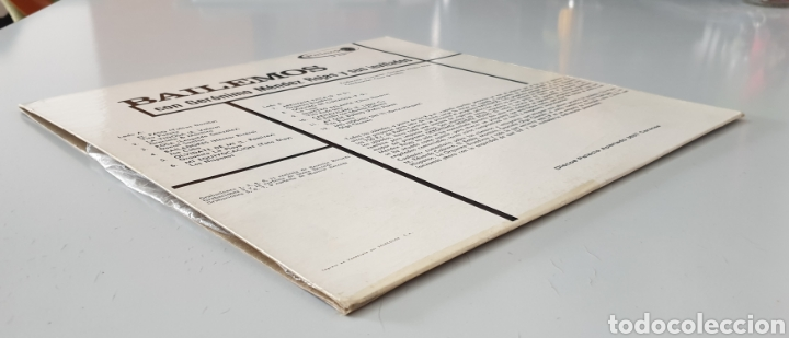 Discos de vinilo: LP BAILEMOS CON GERONIMO MENDEZ ROJAS Y SUS INVITADOS (Venezuela - Palacio - 1966) TOP COPY NEAR MIN - Foto 9 - 217141472