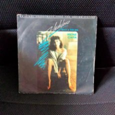Disques de vinyle: IRENE CARA FLASHDANCE... WHAT A FEELING / LOVE THEME FROM FLASDANCE. Lote 257968195