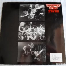 Discos de vinilo: HIGHWAY CHILE -FEVER- (1983) MAXI-SINGLE. Lote 257996695