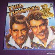 Disques de vinyle: DUO DINAMICO - 20 EXITOS DE ORO - LP NIPPER PRECINTADO - ROCK 50'S 60'S. Lote 258000505