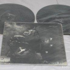 Discos de vinilo: THE WHO - QUADROPHENIA - ESPAÑA - 1973 - LIBRETO - 2XLP - VG-/VG. Lote 258001820