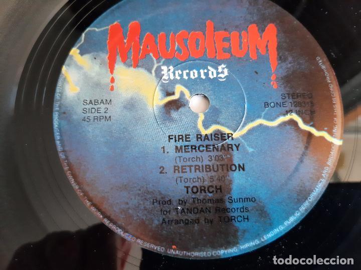 Discos de vinilo: TORCH -FIRE RAISER- (1984) MAXI-SINGLE - Foto 2 - 258008425
