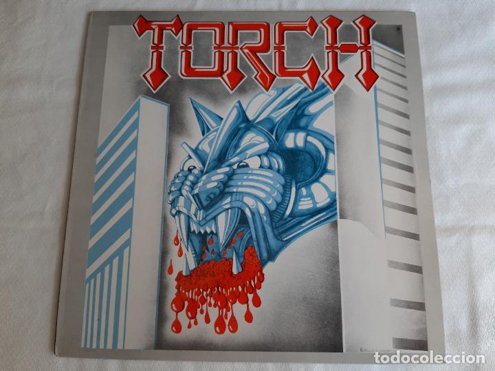 TORCH -FIRE RAISER- (1984) MAXI-SINGLE (Música - Discos de Vinilo - Maxi Singles - Heavy - Metal)