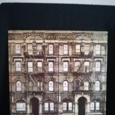 Discos de vinilo: 2XLP LED ZEPPELIN - PHYSICAL GRAFFITI, ESPAÑA 1975. Lote 258015975