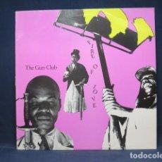 Discos de vinilo: THE GUN CLUB – FIRE OF LOVE - LP. Lote 258030840