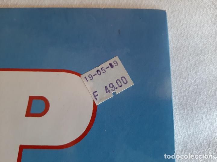 Discos de vinilo: W.A.S.P. -THE REAL ME- (1989) MAXI-SINGLE FIRMADO - Foto 10 - 258044690