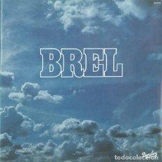Discos de vinilo: BREL – BREL. Lote 258061370