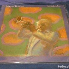 Discos de vinilo: LP MAYNARD FERGUSON CONQUISTADOR BASTATE TROTE NO ES GRAVE, ACEPTABLE. Lote 258076700