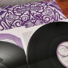 Discos de vinilo: DOBLE LP HÉROES DEL SILENCIO SENDA 91. EDICIÓN 2007. Lote 258177285