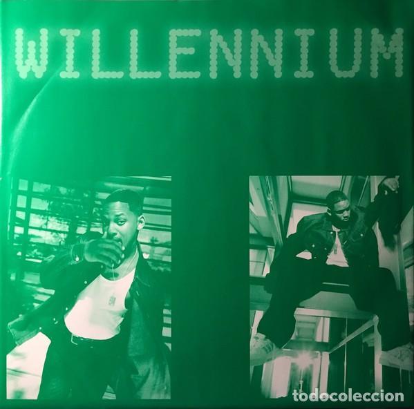 Discos de vinilo: WILL SMITH * WILLENIUM * 2LP * NUEVO * ULTRARARE * 1ª EDICIÓN!!!! 1999 USA - Foto 3 - 25780418