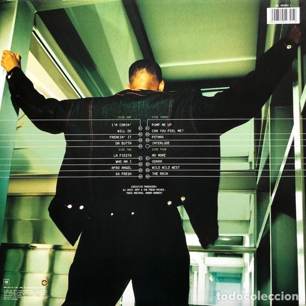 Discos de vinilo: WILL SMITH * WILLENIUM * 2LP * NUEVO * ULTRARARE * 1ª EDICIÓN!!!! 1999 USA - Foto 7 - 25780418