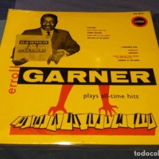 Discos de vinilo: LP ERROLL GARNER PLAYS ALL TIME HITS UK 1965 EMBER ESTADO INCREIBLE. Lote 258207765