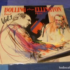Discos de vinilo: LP JAZZ 1987 MUY BUEN ESTADO CLAUDE BOLLING PLAYS DUKE ELLINGTON VOL 1 1987. Lote 258208650