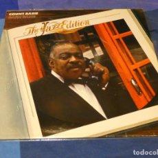 Discos de vinilo: LP JAZZ ALEMANIA 80S MUY BUEN ESTADO COUNT BASIE BASIC BASIE. Lote 258208965