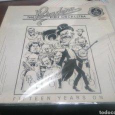 Discos de vinilo: LP PASADENA ROOF ORCHESTRA 15 YEARS ON 1984 MUY BUEN ESTADO GENERAL. Lote 258209210