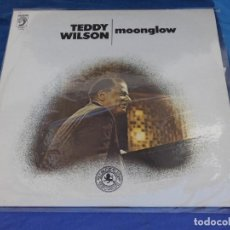 Discos de vinilo: LP JAZZ BLACK LION ESPAÑA 1980 BUEN ESTADO GENERAL LIBRETILLO TEDDY WILSON MOONGLOW. Lote 258211600