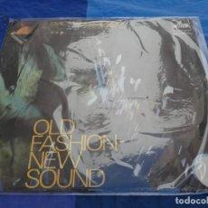 Discos de vinilo: LP JAZZ ESPAÑA 1970 EVIL MANGELSDORFF SWINGERS OLD FASHION NEW SOUND VINILO OK TAPA SOBADILLA. Lote 258212435