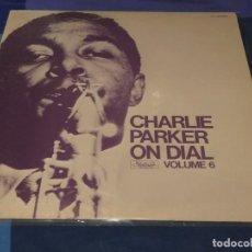 Discos de vinilo: LP JAPON?? AÑOS 80 JAZZ CHARLIE PARKER ON DIAL VOL 6 VINILO EN MUY BUEN ESTADO. Lote 258213065
