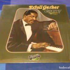 Discos de vinilo: LP JAZZ USA 1979 MUY BUEN ESTADO ERROLL GARNER DREAMY. Lote 258213165