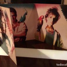 Discos de vinilo: LP MECANO DESCANSO DOMINICAL. Lote 258229085