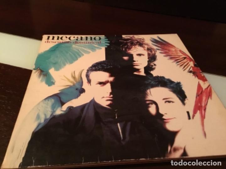 Discos de vinilo: LP mecano Descanso dominical - Foto 2 - 258229085
