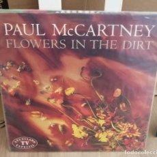 Discos de vinilo: PAUL MCCARTNEY - FLOWERS IN THE DIRT - EDICION ESPAÑOLA 1989. Lote 258240715