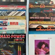 Discos de vinil: LP GRANDE Y JUEGO INDIVIDUAL / 23 VARIACIONES DE MÚSICA PARA ESTOS TIEMPOS DIFÍCILES. Lote 258244510