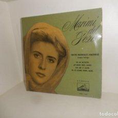 Discos de vinilo: MARIMI DEL POZO CUATRO MADRIGALES AMATORIOS - VOS ME MATASTEIS - EP - DISPONGO DE MAS VINILOS. Lote 258417110