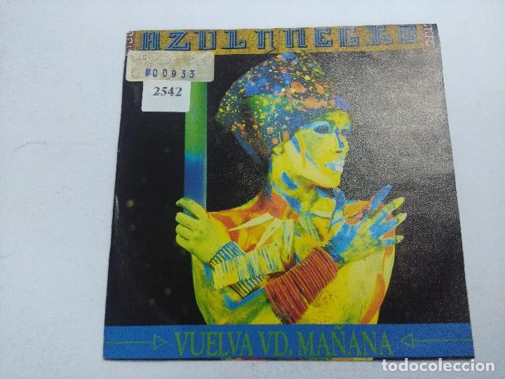 AZUL Y NEGRO/VUELVA VD MAÑANA/SINGLE. (Música - Discos - Singles Vinilo - Grupos Españoles de los 70 y 80)