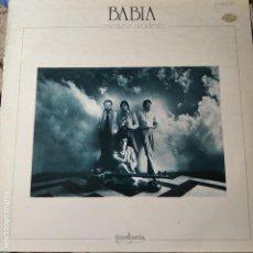 Disques de vinyle: BABIA - ORIENTE O OCCIDENTE - LP 1982. Lote 258565750