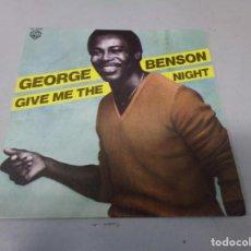 Discos de vinilo: GEORGE BENSON / GIVE ME THE NIGHT - DINORAH, DINORAH. Lote 258763960