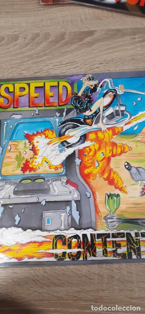 SPEED CONTENTO PUNKROCK DONOSTI (Música - Discos - LP Vinilo - Punk - Hard Core)