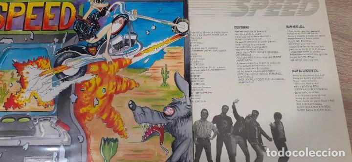 Discos de vinilo: SPEED Contento punkrock donosti - Foto 3 - 258772245