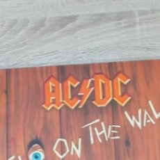 Discos de vinilo: AC DC FLY ON THE WALL. Lote 258773665